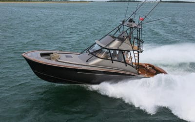 Jarrett Bay 46: The Ideal Marlin Machine