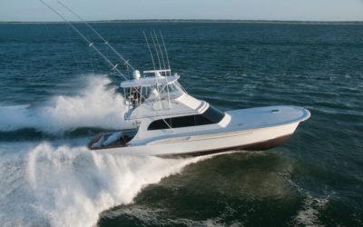 No Boat Left Behind - The Refit of Jarrett Bay Hull 25
