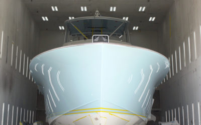 Jarrett Bay Boatworks Launches Green Energy Plan with LED Lighting Investment
