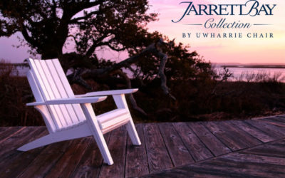 Uwharrie Chair Company Launches Jarrett Bay Outdoor Furniture