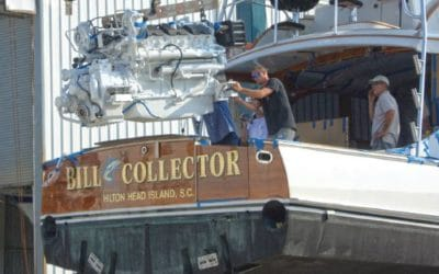 Stretching Your Boat Yard Budget