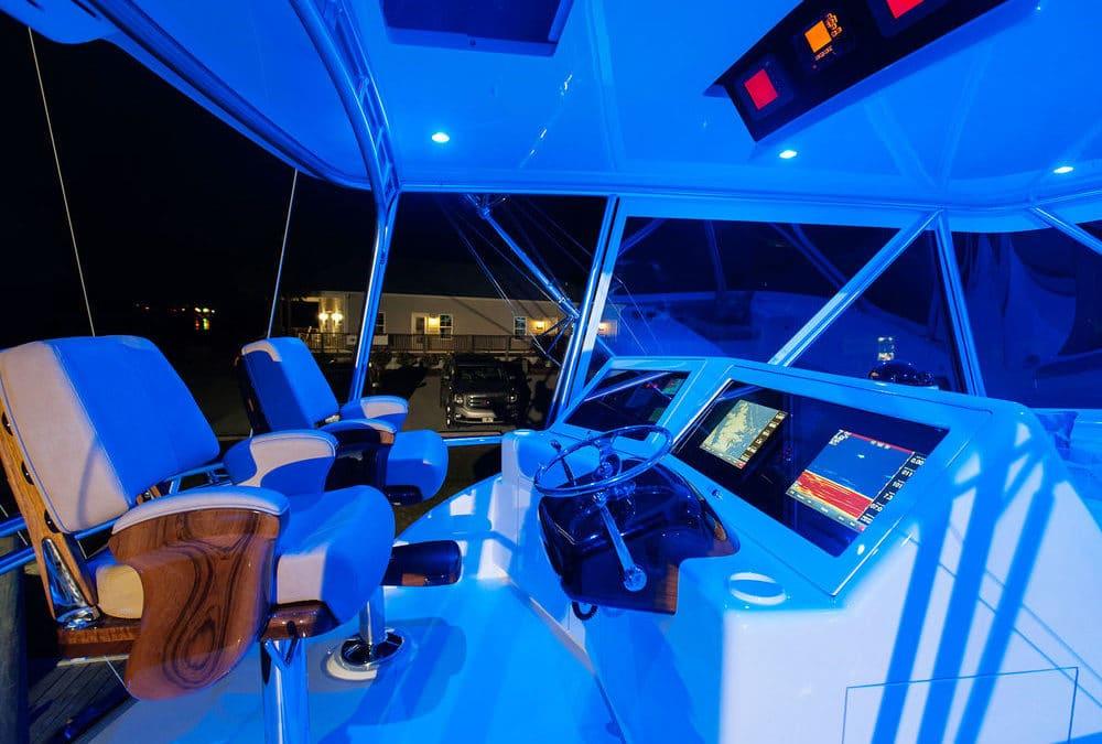 Jarrett Bay Builder's Choice Electronics Suite
